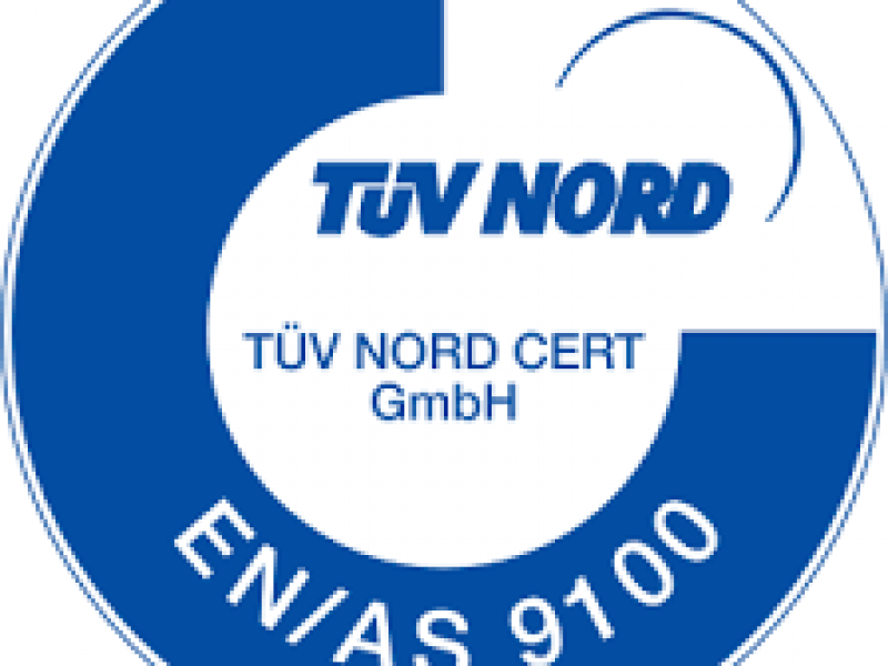 Spinteks has completed EN9100 certification successfully